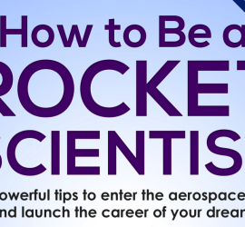 How To Be a Rocket Scientist book title
