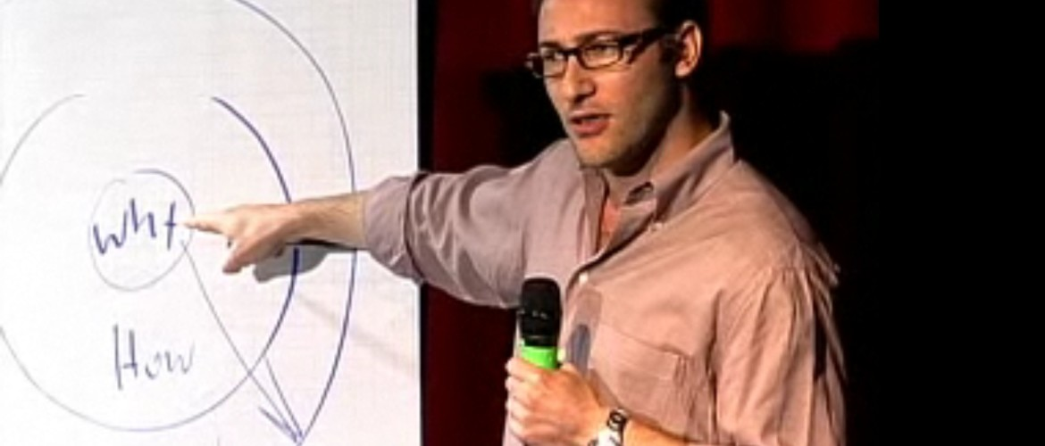 Simon Sinek TED talk