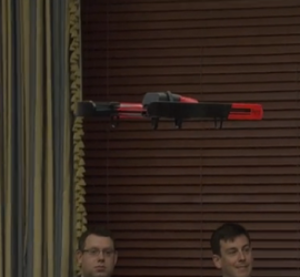 UAV demo on Capitol Hill