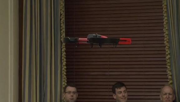 UAV demo on Capitol Hill