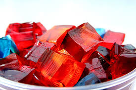 JELL-O for squeezing
