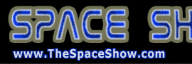 The Space Show logo