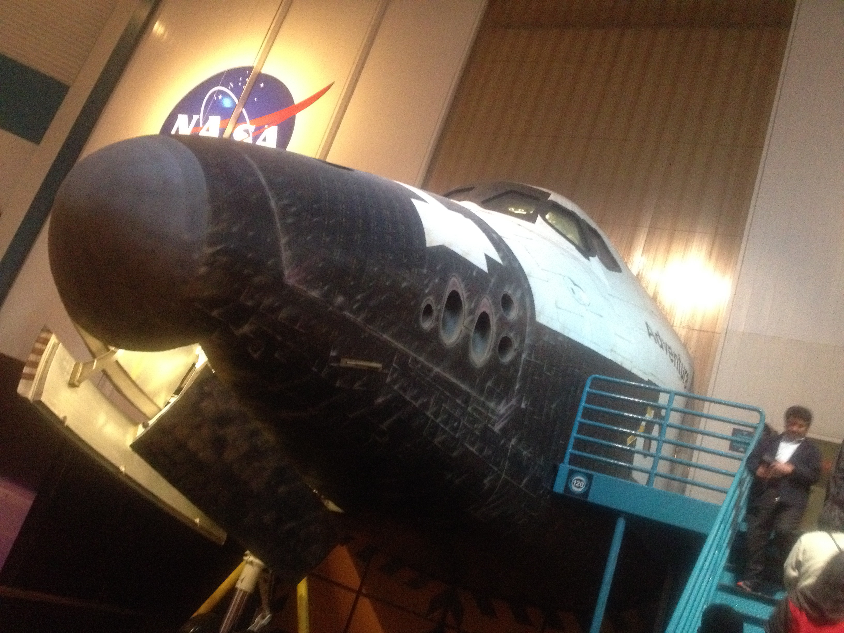 Shuttle Adventure at NASA JSC