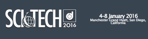AIAA SciTech 2016 logo