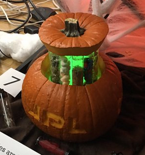 NASApumpkin NASA pumpkin