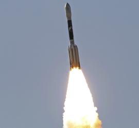 Delta launch