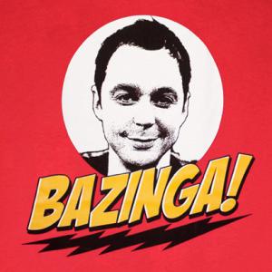 Sheldon Bazinga
