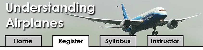 Understanding Airplanes course