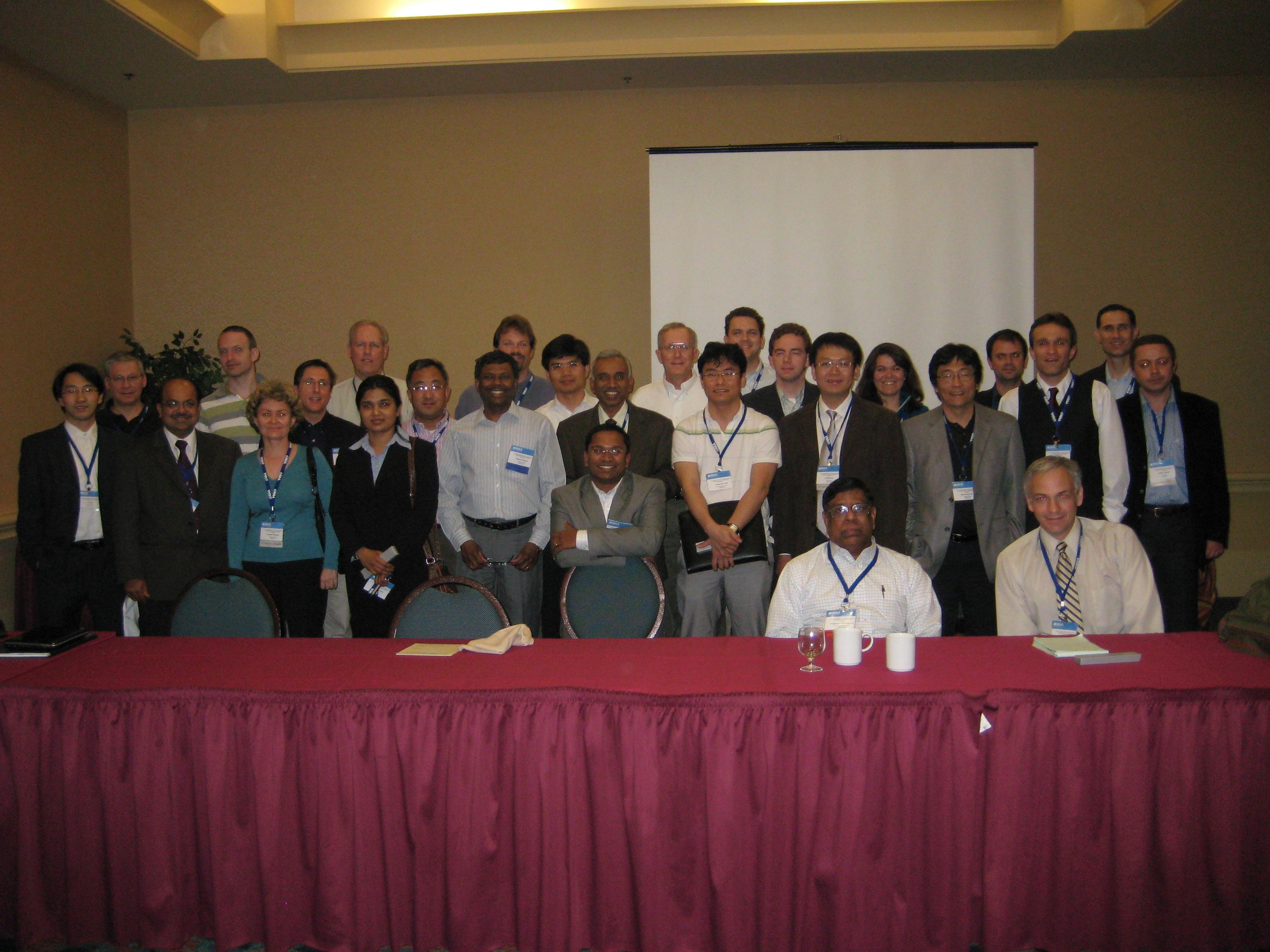 AIAA Committee meeting