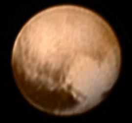 Pluto photo